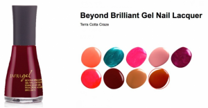 Beyond Brilliant Gel Nail Lacquer