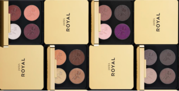 Royal Lurury Eyeshadow Quad