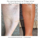 Caro 's Bruine benen set van 7 producten