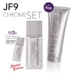 JF9 Chrome/ Gold  Set