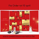 Pre Order Jafra's beauty Adventskalender 2021