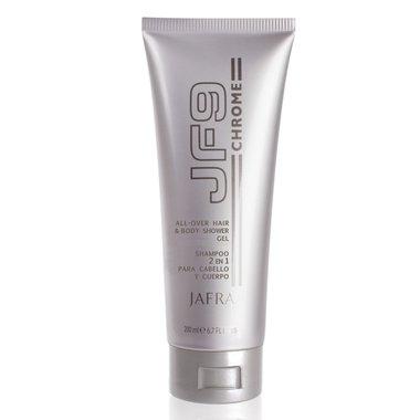 JF9 Chrome All-Over Hair & Body Shower Gel