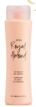 Royal Almond Rich Body Oil