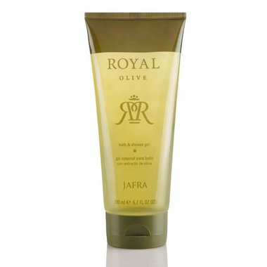 Royal Olive Bath & Shower Gel