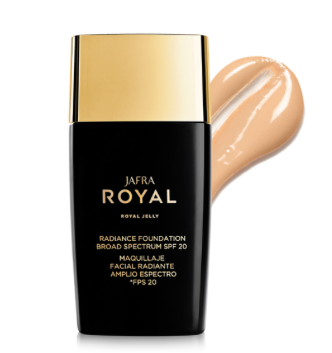 Royal Jelly Radiance Foundation SPF 20 Honey M6