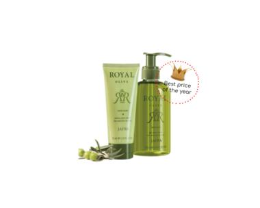 Royal Olive Hand Set
