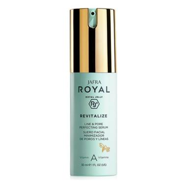 Jafra Royal revitalize Line & Pore Perfecting Serum