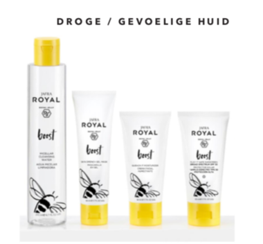ROAYL BOOST Basic Set Droge / gevoelige huid
