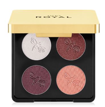 Royal Luxury Eyeshadow Quad  Garnet Goddess