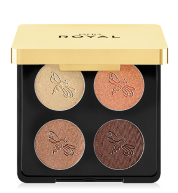 Royal Luxury Eyeshadow Quad Golden Muse