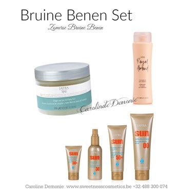 Caro'S Bruine Benen Set van 5 producten