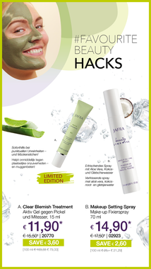 Clear Blemish Treatment LIMITED EDITION