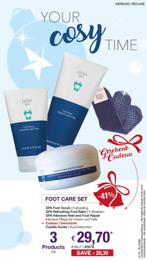 Foot Care Set
