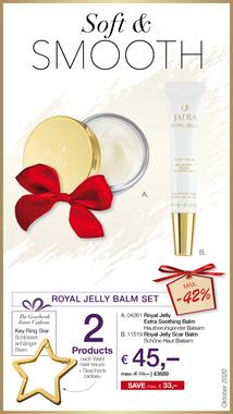 royal Jelly Balm Set