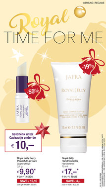 Royal Jelly Lip Care