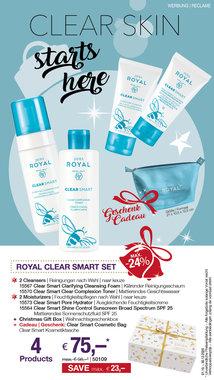 Royal Clear Smart Set