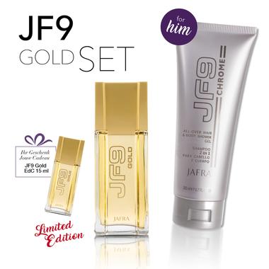 JF9 Gold Set