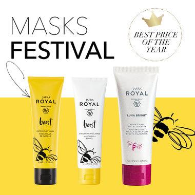 Boost Detox Clay Mask