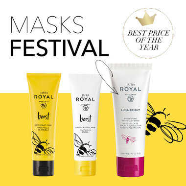 Royal Luna Bright White Clay Mask