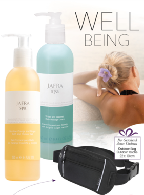 Spa After Sauna Care Set