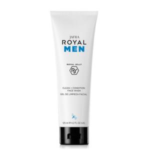 Men Clean + Condition Face Wash