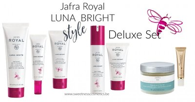 Royal Luna Bright Deluxe Set
