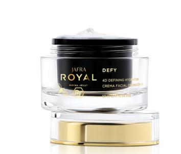 Jafra Royal Defy Ritual 4D Defining Hydrator